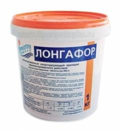ЛОНГАФОР ТАБЛЕТКИ 200 г, 1 кг