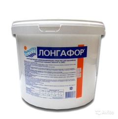 ЛОНГАФОР ТАБЛЕТКИ 200 г, 30 кг