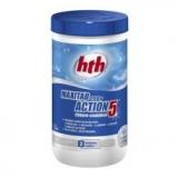 Многофункциональные таблетки стабилизированного хлора 5 в 1, 20 гр